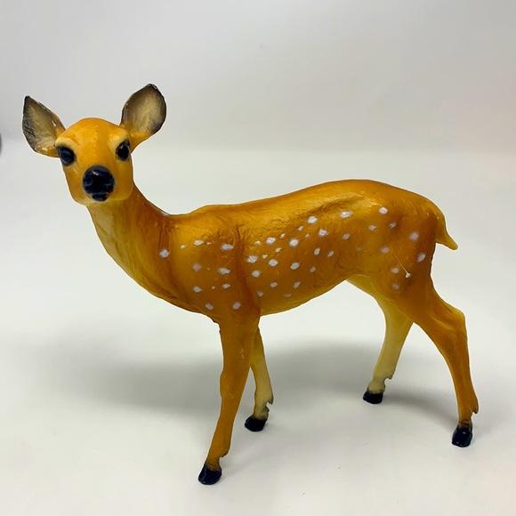 Vintage deer 🦌 figurine decoration decor